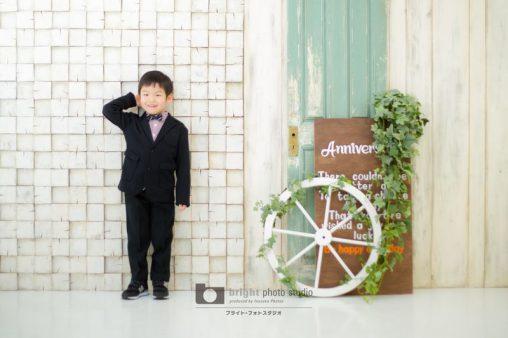 西宮市甲子園写真館フォトスタジオお誕生日記念