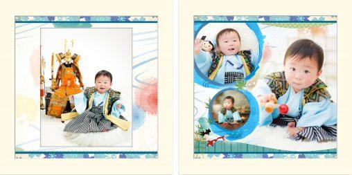西宮市甲子園写真館フォトスタジオ端午の節句初節句鯉のぼり