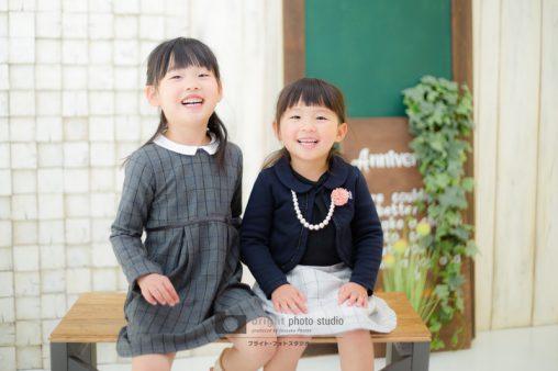 西宮市甲子園写真館フォトスタジオ入学式小学校中学校高校